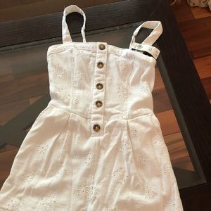 New Hollister Romper size XS